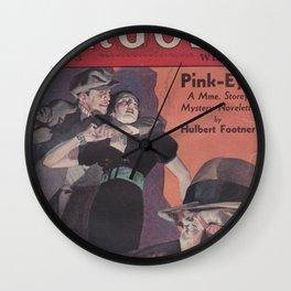Argosy March 3rd 1934 Wall Clock