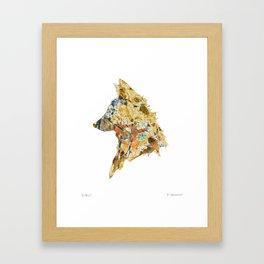 """""""Karly for Karly"""" Framed Art Print"""