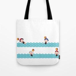 waterpolo nainai Tote Bag