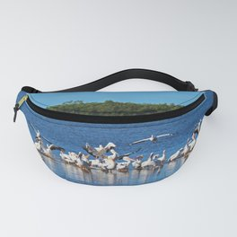 Island Rapture Fanny Pack