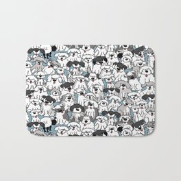 Aqua Dogs Bath Mat