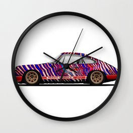 MARV MOBILE Wall Clock