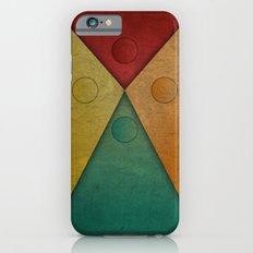 Letter tie iPhone 6s Slim Case