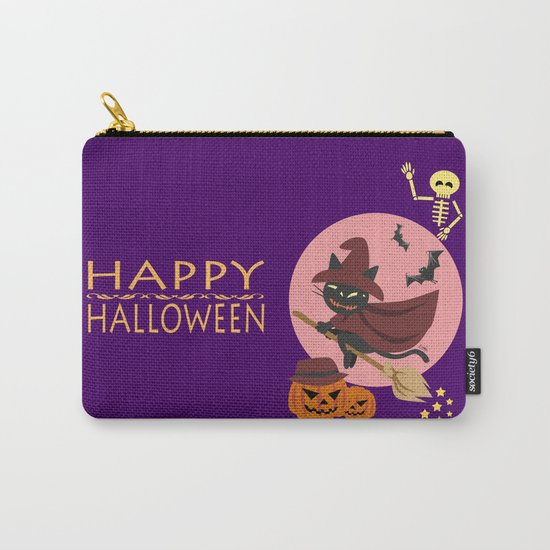 Halloween 2015 Carry-All Pouch