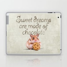 Sweet dreams are made of chocolate Laptop & iPad Skin