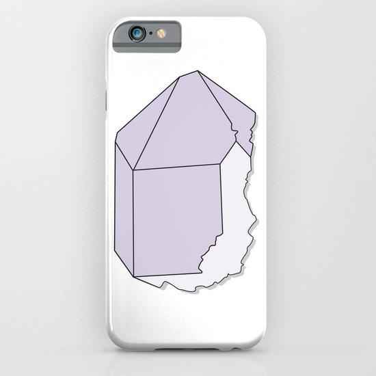 Amethyst Quartz iPhone & iPod Case