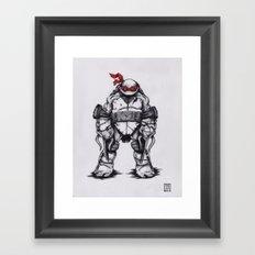 Cool but Rude Framed Art Print