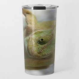 Chameleon: Fifty Shades of Green Travel Mug
