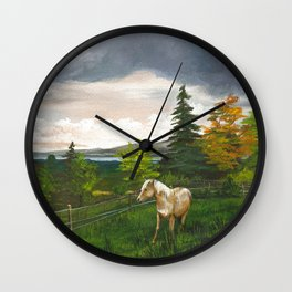 From the Cottage Wall Clock