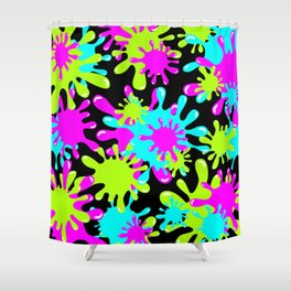 My Slime Shower Curtain
