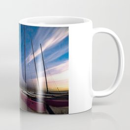 Stars Over Naples Coffee Mug