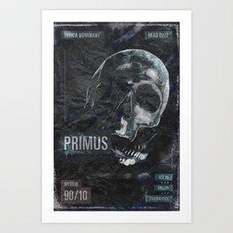Primus Art Print