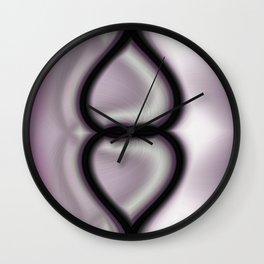 Loving Hearts Wall Clock