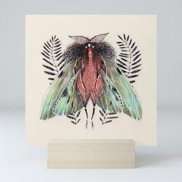 Moth Mini Art Print