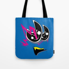 WAVY (Original Characters Art by AKIRA) Tote Bag
