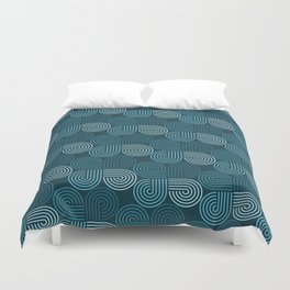 Op Art 53 Duvet Cover
