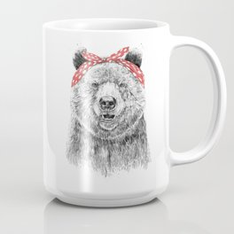 Break the rules (without text) Coffee Mug