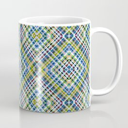 Strix - Colorful Decorative Abstract Art Pattern Coffee Mug