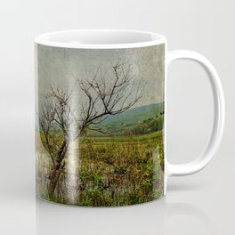 Heaven in Bashakill Wetlands Coffee Mug