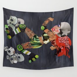 Derby Doll Wall Tapestry