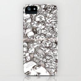 People-B iPhone Case
