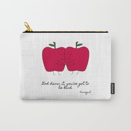 Kind Apples (or An Ode To My Imaginary Boyfriend) Carry-All Pouch