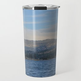 Lonely Tower Travel Mug