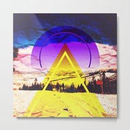 rocky mountain high colorado no.10 Metal Print