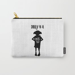 Free Elf Carry-All Pouch
