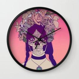 Lady Fy Wall Clock