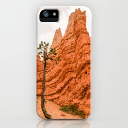 Queens Garden Trail in Bryce Canyon National Park iPhone Case