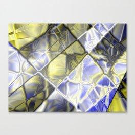 Crystal-01 Canvas Print
