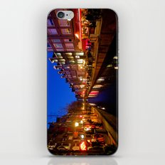 Red Lights iPhone & iPod Skin