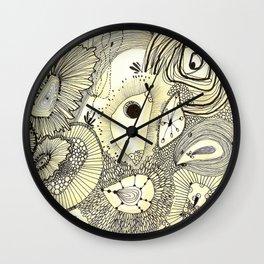 festa Wall Clock