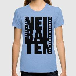 100 year's Bauhaus Dessau T-shirt