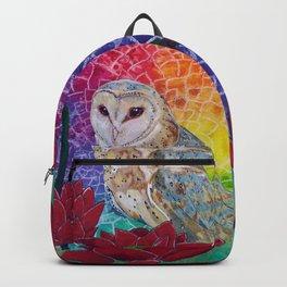 Lakshmi's Vahana ( Bird Whisperer Project Owl ) Backpack