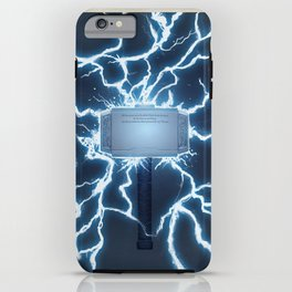 Hammer Time iPhone Case