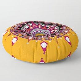 Mandala 010 Floor Pillow