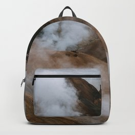 Kerlingjarfjöll smoky Mountains in Iceland - Landscape Photography Backpack