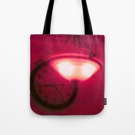 red moment 444 Tote Bag