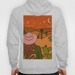 Desert Girl Hoody