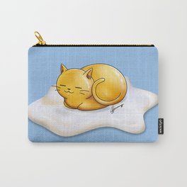Sunny-side Up Cat Carry-All Pouch