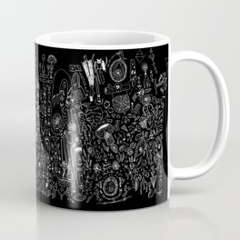 Balustrade A001 Coffee Mug