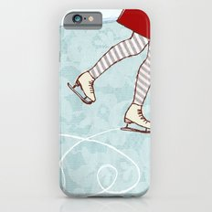 Ice Skating Slim Case iPhone 6