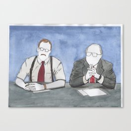 """Office Space - """"The Bobs"""" Canvas Print"""