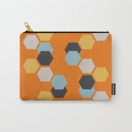 Sam (Orange) Carry-All Pouch