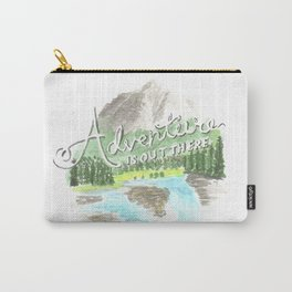 """Adventure is Out There!"" - Up, Pixar Carry-All Pouch"