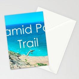 Pyramid Point - Sleeping Bear Dunes National Park-Lake Michigan - Michigan Stationery Cards