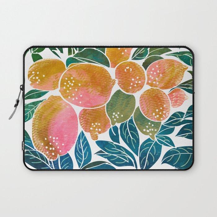 Lemons Laptop Sleeve