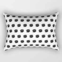 Doodle Pattern No.23 Rectangular Pillow
